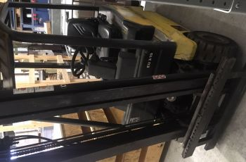 forklift fiat electric battery