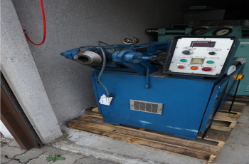 Loomis DT-16 Bewertung Presse Extruder press
